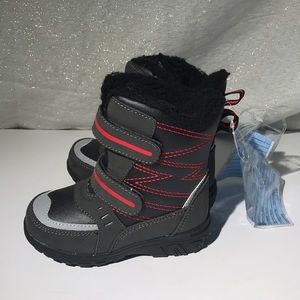 Totes Taylor winter boots size 7 toddler shoes